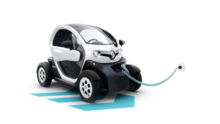 Electric car TWIZY!